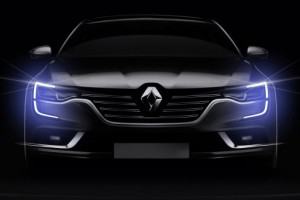 Renault опубликовала тизер крупного кроссовера