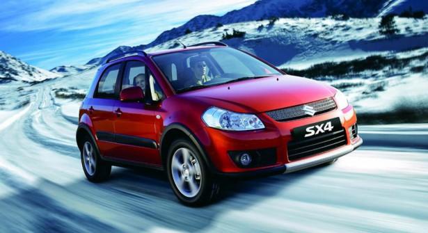 Suzuki SX4 Classic берёт перерыв на Российском рынке