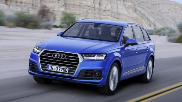 В Audi опубликовали сроки появления кросс-купе Q8