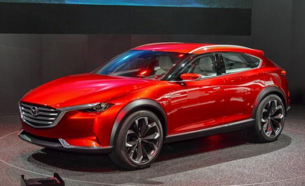 В Китае официально представили кроссовер Mazda CX-4