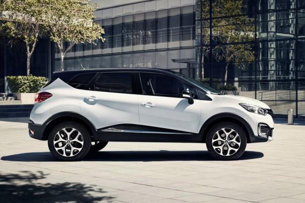 В Москве запустили производство кроссовера Renault Kaptur3