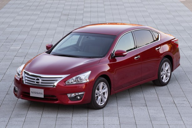 В России закрывают производство и продажи автомобиля Nissan Teana
