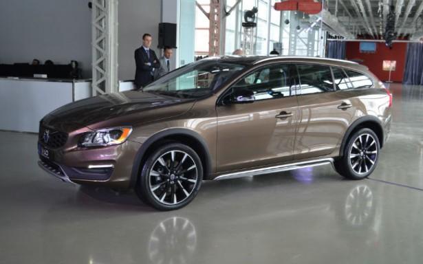 Volvo начала прием заказов на новые модели 2017 года в России