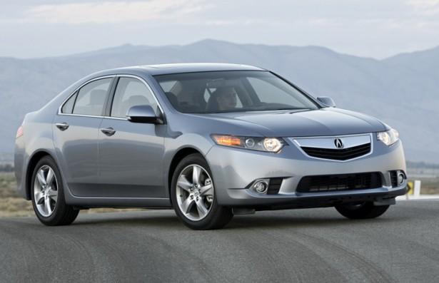 Японские автомобили Acura больше не будет продаваться в России