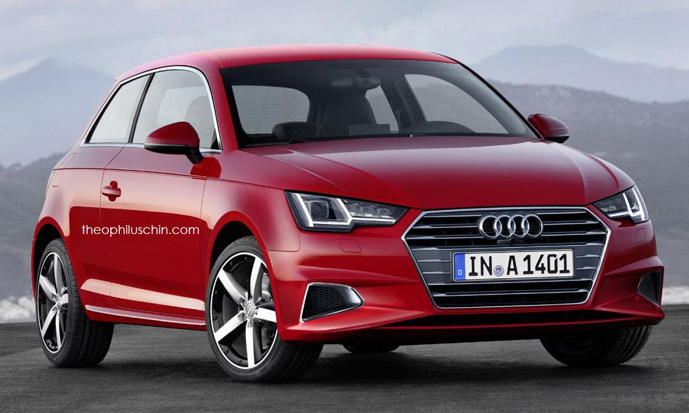Audi A7 Sportback 2018 новое поколение лифтбека Ауди
