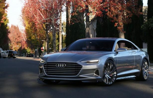 Audi готовится к созданию конкурента для Maybach