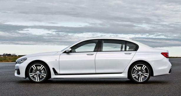 BMW поставит на Российский рынок спецверсию BMW 7-серии M-Driver's Line