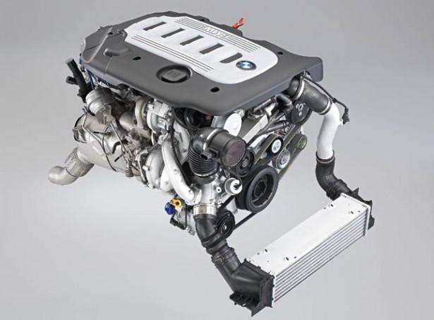 Баварская автомобильная компания создала новый четырёхтурбинник