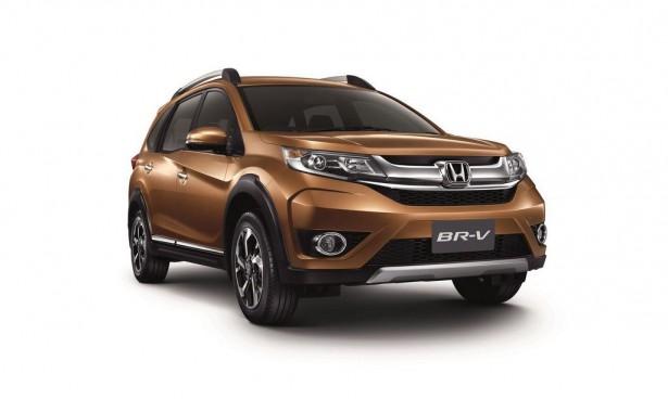 Honda BR-V 2016 1