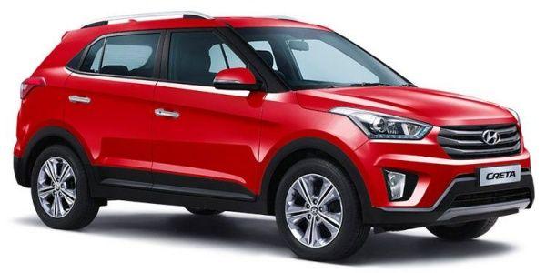 Известен российский ценник корейского кроссовера Hyundai Creta