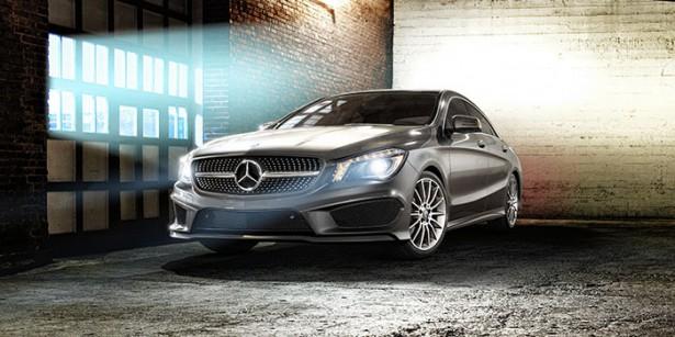 Известны российские цены на ресталинговый Mercedes-Benz CLA-class купе