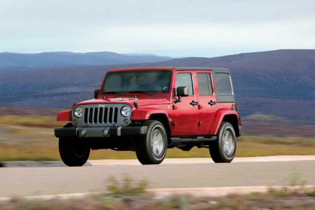 Jeep Wrangler 2016 Фото 01