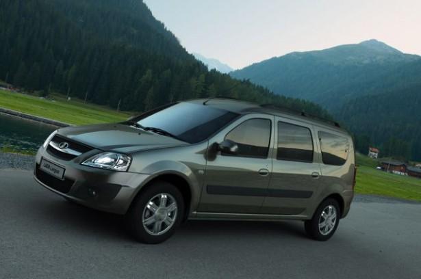 Lada Largus станет основой для нового автомобиля для инвалидов