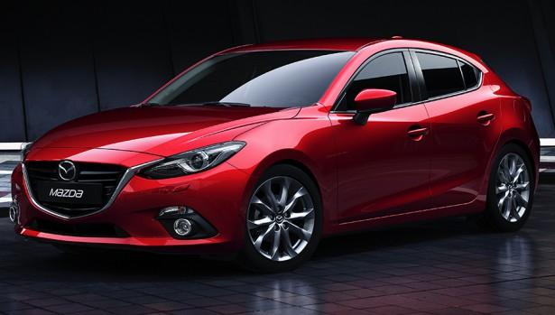Mazda 3 получила новый полуторалитровый дизель