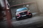 Mercedes GLE тюнинг 2016 Фото 03