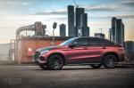 Mercedes GLE тюнинг 2016 Фото 04