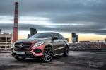Mercedes GLE тюнинг 2016 Фото 09