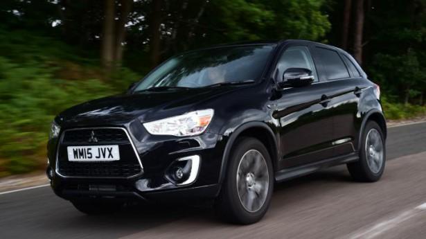 Mitsubishi ASX пока покидает российский рынок