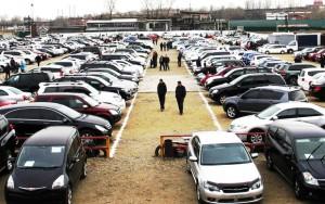 На рынке поддержанных автомобилей россияне чаще выбирают Toyota