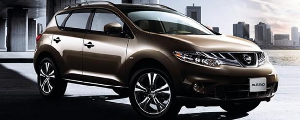 Назначены даты начала производства Nissan Murano Санкт-Петербурге