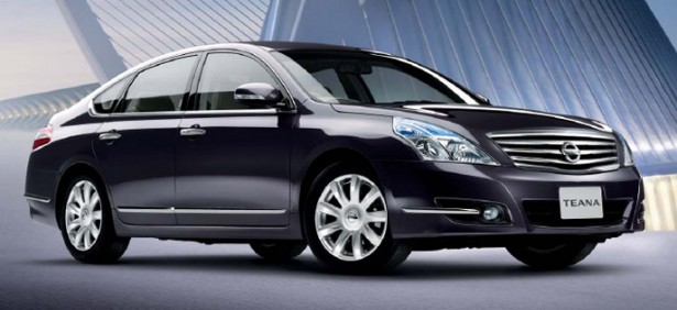 Nissan уводит с рынка модели Juke и Teana