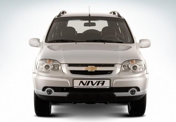Новая модификация Chevrolet Niva поступила в продажу в Украине