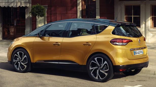 Представлен обновленный минивэн Renault Grand Scenic