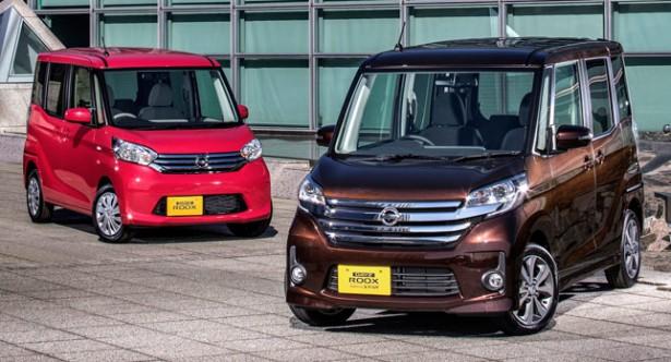 Продажи малолитражек Mitsubishi и Nissan в Японии упали из-за дизельного скандала
