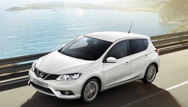 Производство Nissan Tiida возобновится на российском конвейере