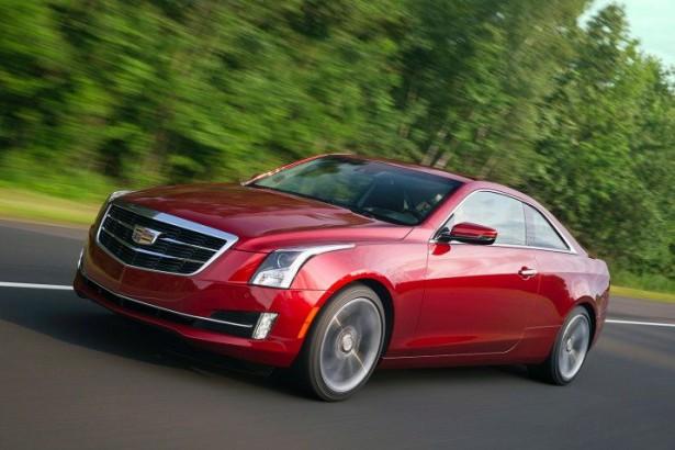 Седан Cadillac ATS стал снова доступен для россиян