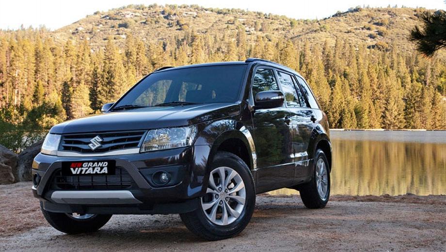 Suzuki Grand Vitara может в скором времени вернуться на российский рынок