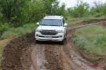 Тест-драйв внедорожников Тойота и Лексус Волгоград 2016 34