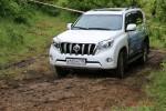 Тест-драйв внедорожников Toyota и Lexus от компании Агат в Волгограде