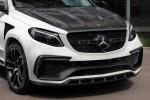 Тюнинг Mercedes GLE 2016 Фото 14