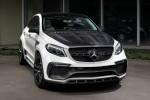Тюнинг Mercedes GLE 2016 Фото 20