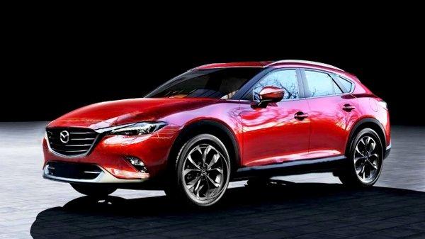 В Mazda огласили стоимость нового кроссовера CX-4
