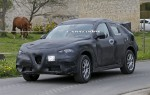 Внедорожник Alfa Romeo Stelvio 2017 Фото 01