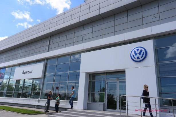 Volkswagen Арконт Космический праздник 16