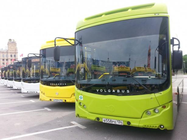 автобусы VOLGABUS Волгоградская область Фото 02