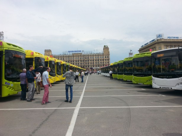 автобусы VOLGABUS Волгоградская область Фото 03