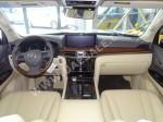 кабриолет Lexus LX570 2016 3