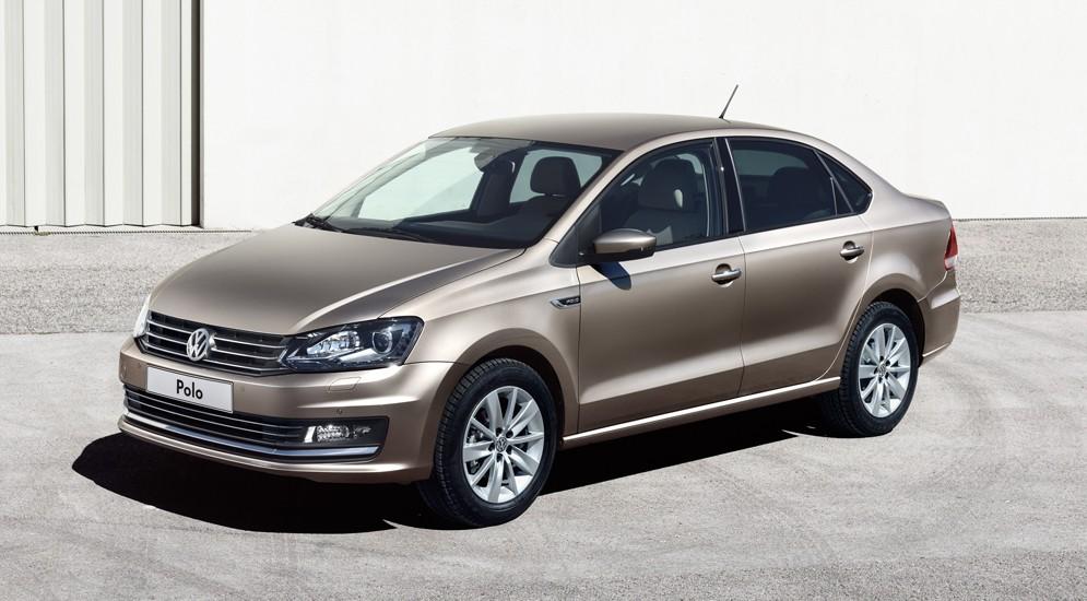 Седан Volkswagen Polo GT доберется до России осенью 2016 года