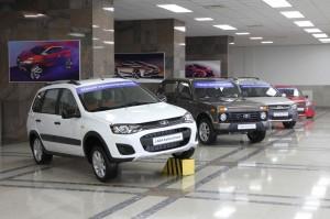 Автоваз в России продолжает наблюдать падение продаж