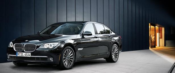 BMW выведет на рынок три новых модификации флагманских автомобилей