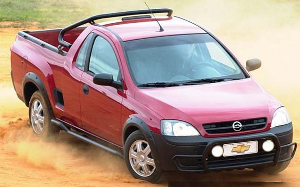 Chevrolet создаст новую платформу для бюджетных кроссовера и пикапа