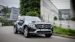 Электро mercedes benz glc f-cell 2016 Фото 1