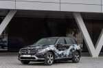 Электро mercedes benz glc f-cell 2016 Фото 3