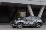 Электро mercedes benz glc f-cell 2016 Фото 4