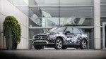 Электро mercedes benz glc f-cell 2016 Фото 5