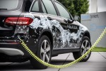Электро mercedes benz glc f-cell 2016 Фото 6